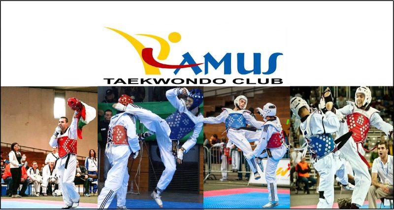 Taekwondo club ramus